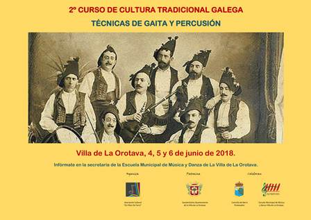 cartel curso 2018 gaita y percusin 3